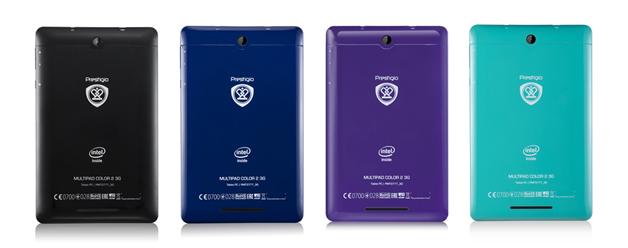 MultiPad Color 2 3G — планшет на кожен день