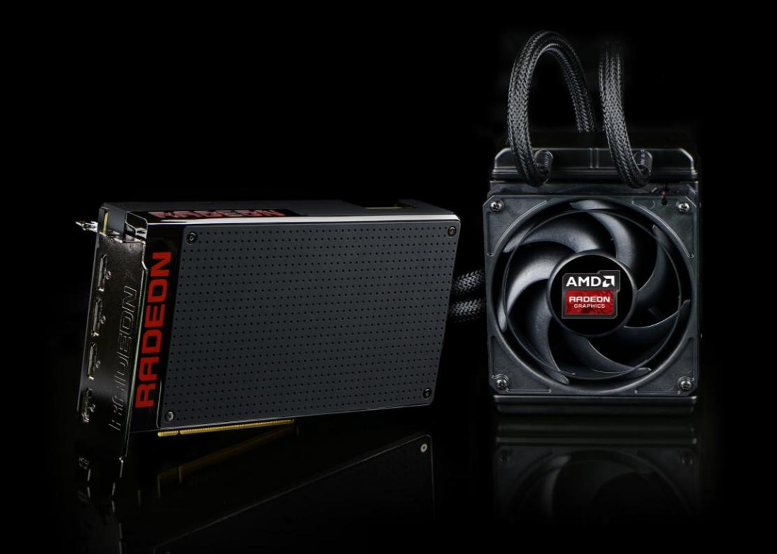 Відеокарти AMD: ТОП-10 на 2018 рік