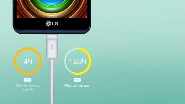 Огляд LG X Power K 220DS: смартфон з високою потужністю акумулятора