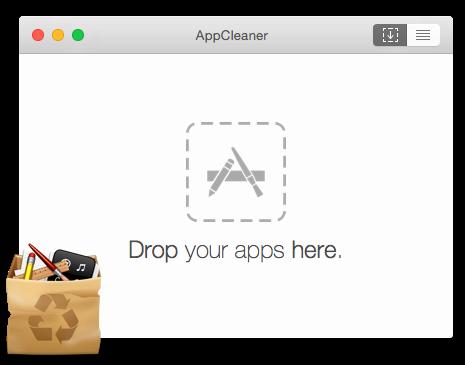 4 способи як правильно видалити програму на Mac OS