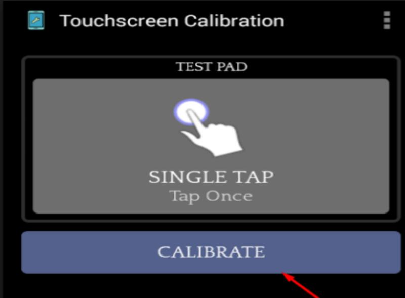 Калібрування екрану і сенсора на Андроїд: настройки і додатки
