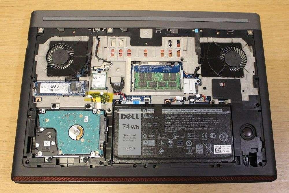 Dell Inspiron 7567: огляд і тести потужного [геймерського] ноутбука