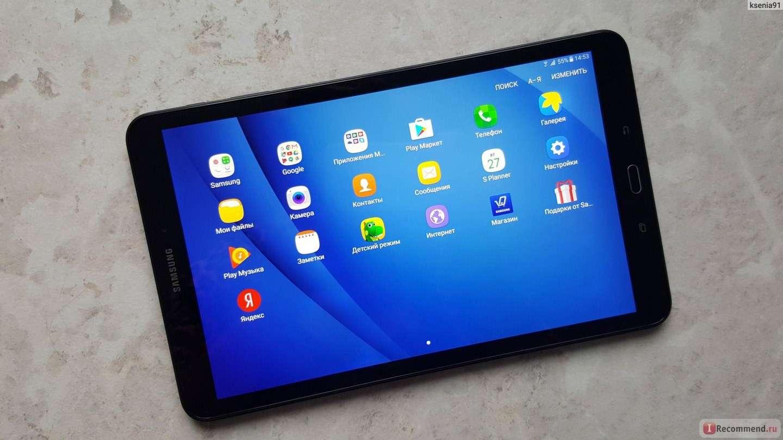 Samsung Galaxy Tab A 10.1 SM-t585 — десять дюймів функціональності і зручності [Огляд]