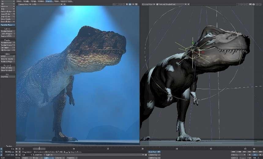 Що таке візуалізації (rendering), та які особливості має цей процес