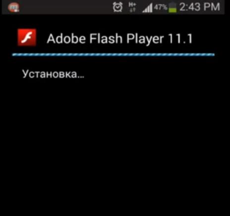 Установка Adobe Flash player Android — Покрокове керівництво