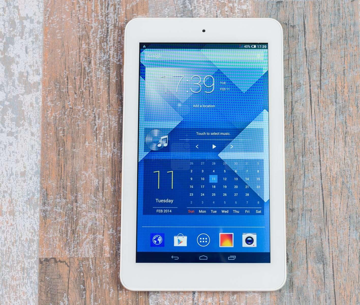 Бюджетний планшет Аlcatel One Touch POP: основні особливості