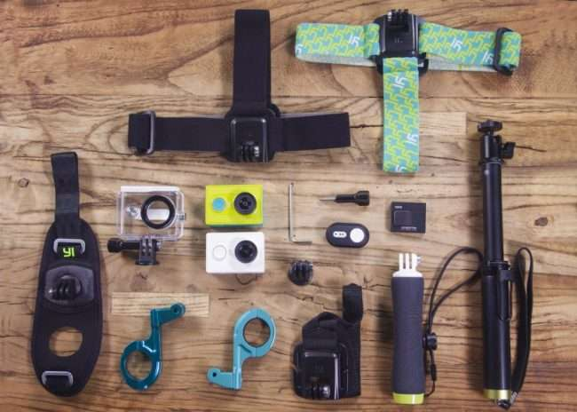 Огляд Xiaomi Yi Action Camera (Basic Edition): «Вбивця» GoPro