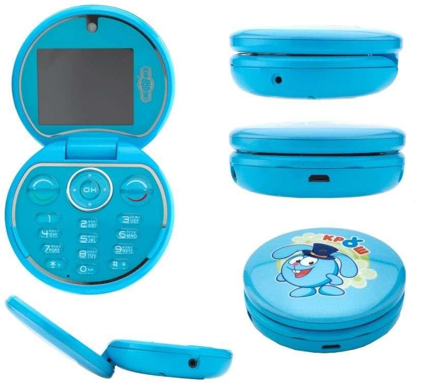 Дитячий телефон — Огляд ТОП-5 моделей