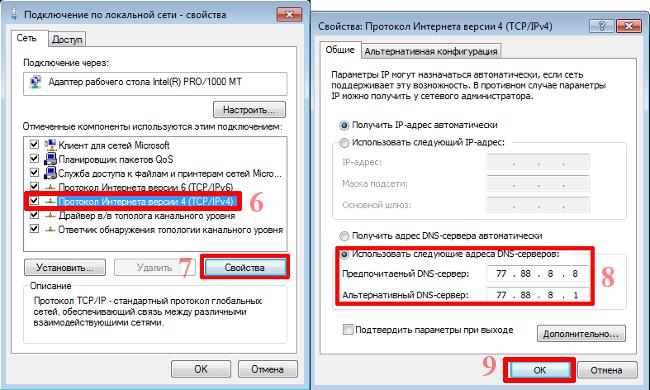 DNS Yandex: як це працює?
