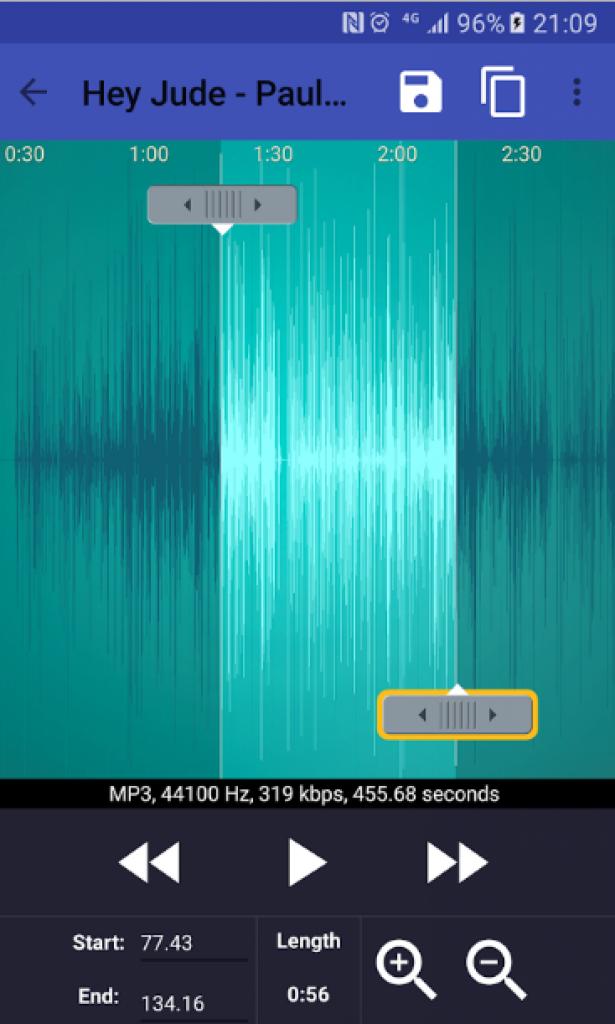Обрізати пісню онлайн безкоштовно: Покроковий план