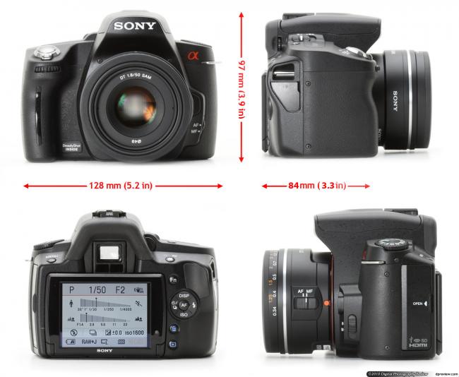 Який дзеркальний фотоапарат вибрати: огляд кращих моделей