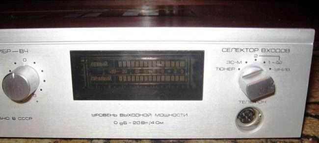 Ностальгія по звуку: Огляд радянських Hi-Fi стерео підсилювачів