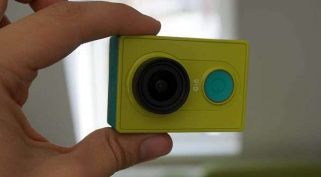 Огляд Xiaomi Yi Action Camera (Basic Edition): «Вбивця» GoPro