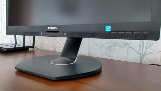Philips Brilliance 241P6: огляд універсального 4К монітора