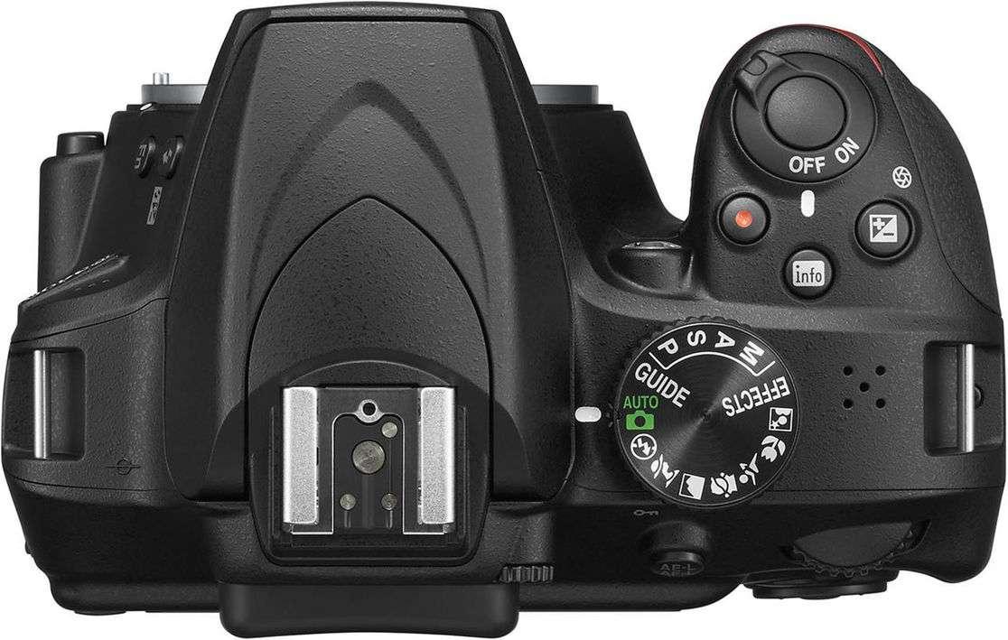 Огляд Nikon D3000. [Розумна] дзеркальна фотокамера для новачків і бувалих