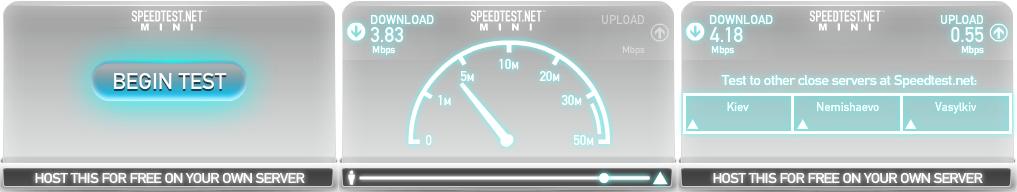 Як виміряти швидкість інтернету самостійно?