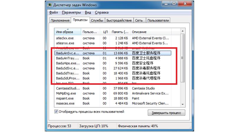 Як видалити антивірус Baidu з компютера Windows назавжди? Детальна інструкція