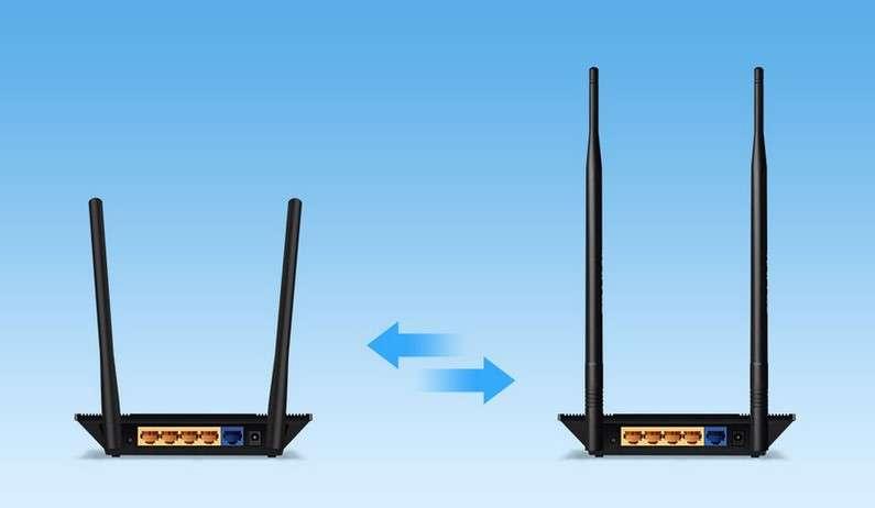 Кращі поради: Як посилити сигнал WiFi роутера