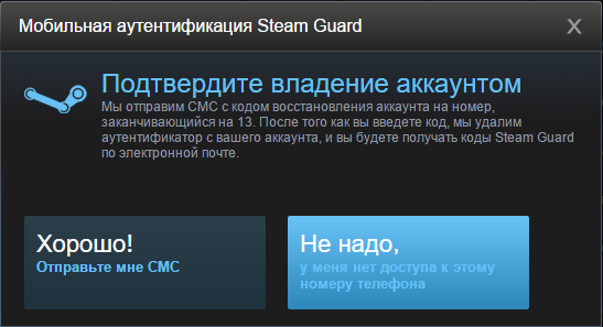 Як включити Steam Guard в Стиме — захищаємо особисті дані