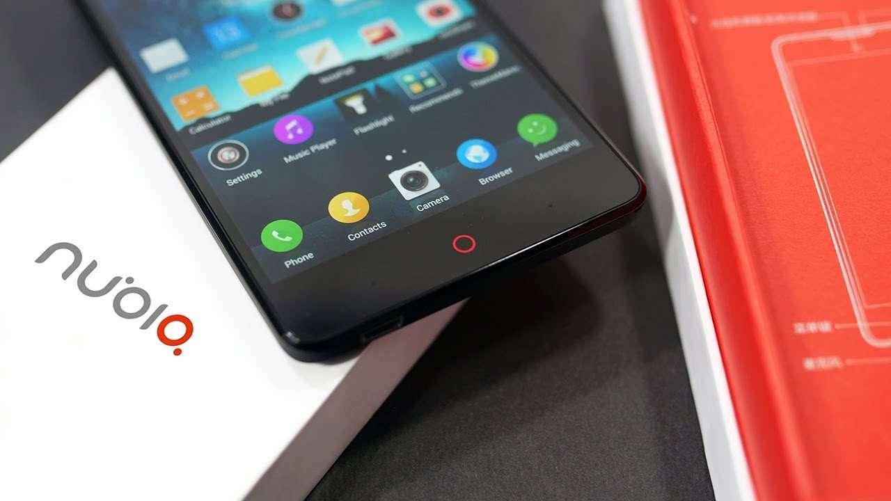 ZTE nubia Z11 mini S — стильний смартфон з відмінною камерою