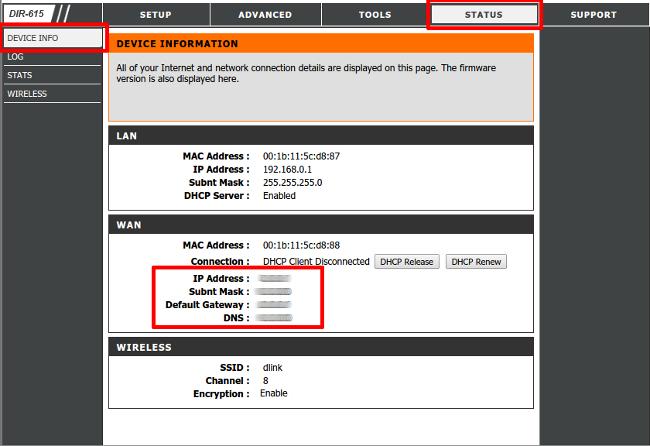 Налаштування DIR-615: підключаємо Інтернет в кілька кроків