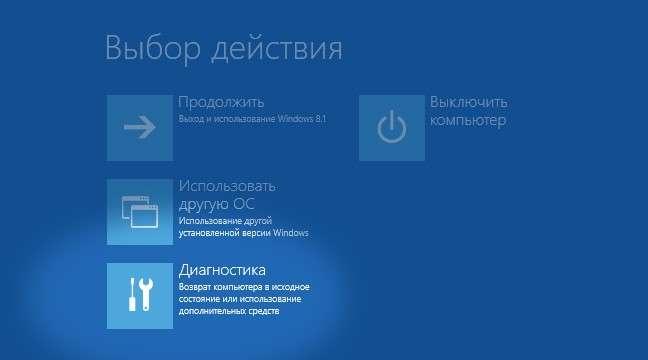 Що робити, якщо не запускається Windows 8?