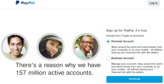 PayPal (пайпал) — інструкція по використанню