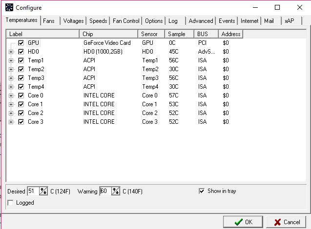 Як користуватися speedfan 4.51 — Докладна інструкція