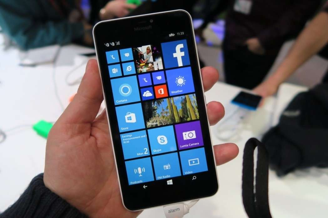 Телефони на Windows Phone — найпопулярніші моделі