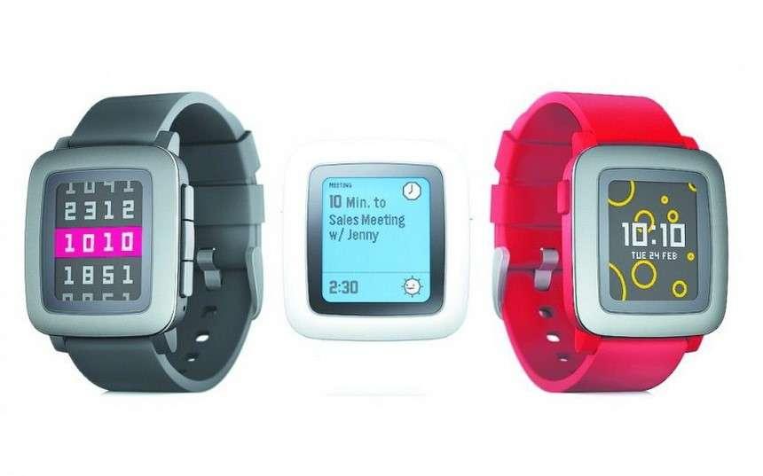 Розумні годинник для Windows Phone — ТОП-5 моделей