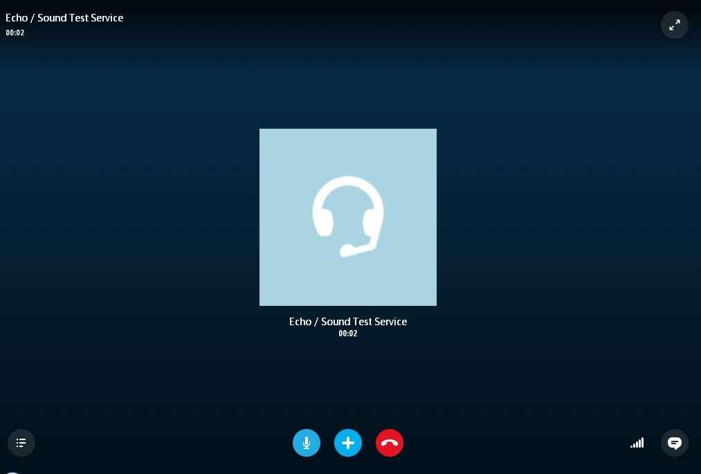 В Скайпі мене не чує співрозмовник — Вирішення проблеми
