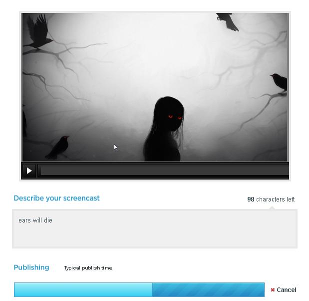 Запис відео з екрану компютера: створюємо скринкасты